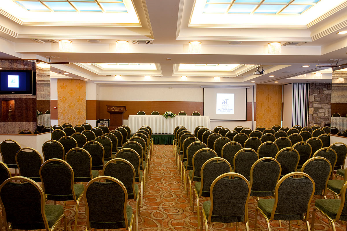 Συνέδρια - Akti Taygetos - Conference Resort