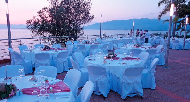 Grand Balcon - Akti Taygetos - Conference Resort